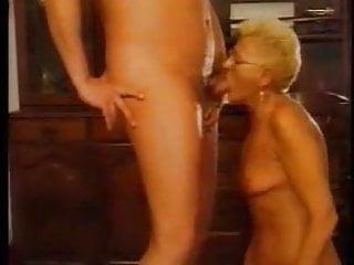 Deutsche Grannies-OrgieSchöne Ebenholz lesbische Pornos