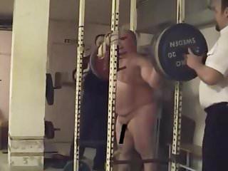 Naked Strong Man