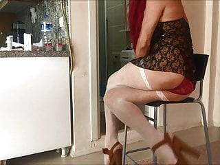 White Stocking Nurse Secret Video