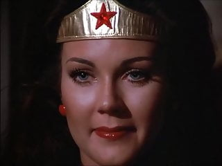 Linda carter wonder woman edition job best parts...