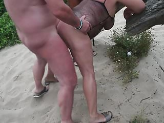 Dünen Porno