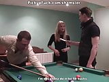 Sexy college teacher gets naked for money scene 3
