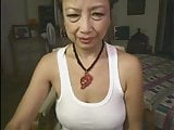 Asian granny camshow