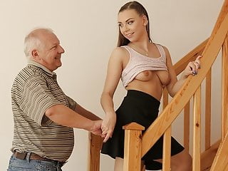 Daddy4 coquette gets banged by...