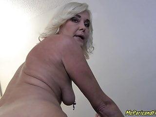 The horny cougar seduces friend 039...