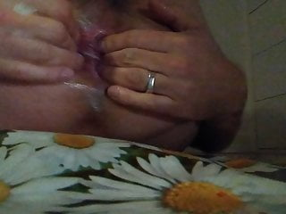 after my fisted from ass being dripping