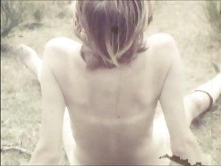 nake in mountain 1950