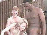 young berra in a threesome swedish retro 90's