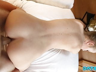 Date Slam – Blonde cutie will get laid on first date – Half 2
