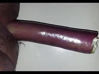 Eggplant Deep Insertion Play Fantasy