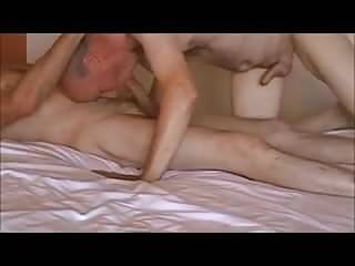 Gay two older men video