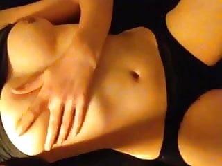 my girlfriend masturbating