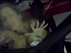 Hotwife Pounded Against Windscreen by BBC
