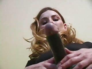 Jamie Lynn - Black Strapon