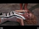 blonde celeb Jane Fonda nude and hot striptease scenes