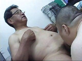 japanese Old Man 587