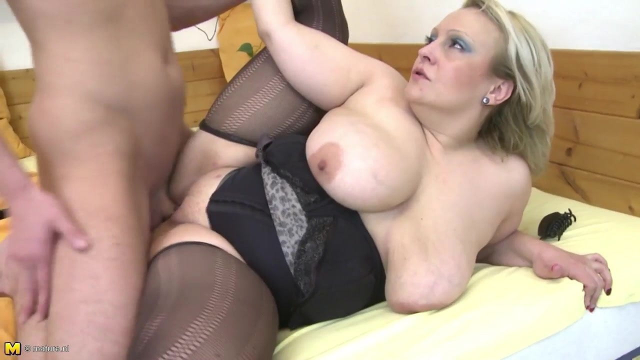 Old Granny Fuck Tube young son fucks mature sluts and not his moms - granny, old
