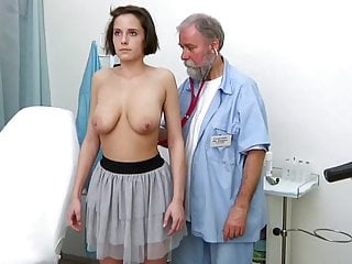 Big Tits Celebrity Doctor video: BREAST EXAM