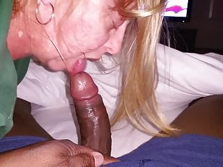 Huge tits whore gagging on thick...
