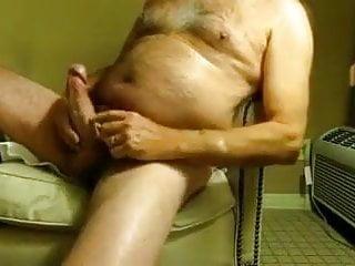 Married aussie dad wanking alone in hotel room...