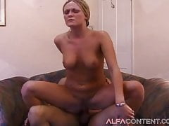 Hot Babe Gets Some Anal BBC