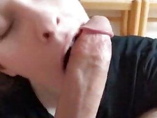 Big white cock worship (no cumshot)
