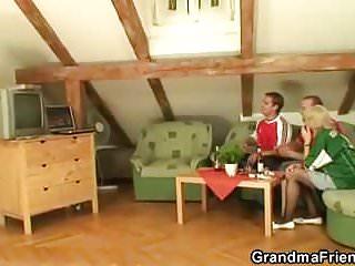 Nice swallows granny...