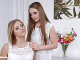 Aria Logan and sexy Alessandra Jane enjoying eachother on