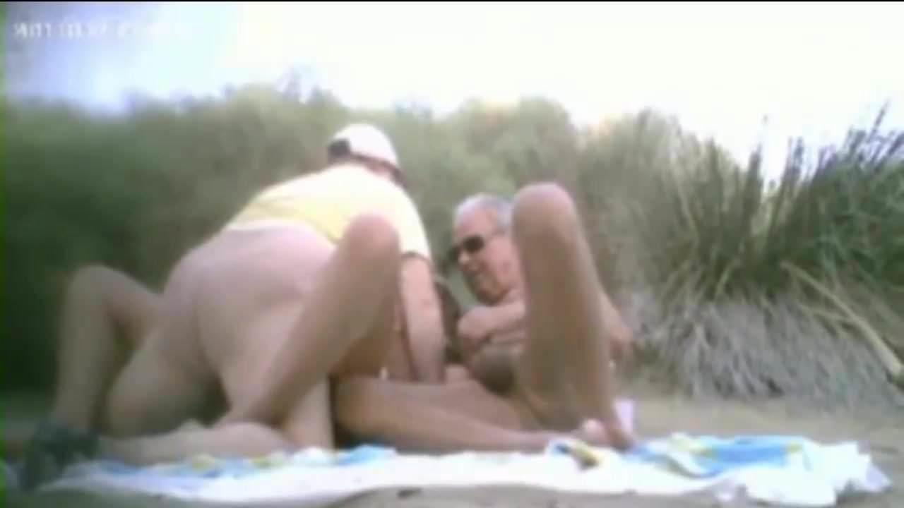 Cuckold Wife On Beach