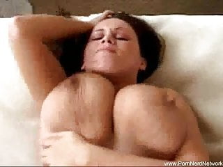 Big jiggly boobs missionary...