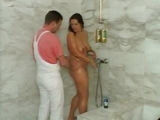 Latin MILF Fucking With Plummer
