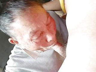 Asian grandpa...