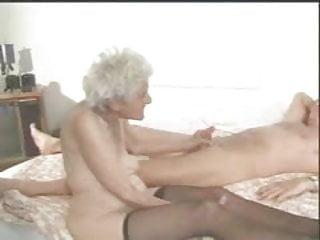 Fantastic granny...