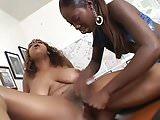 Three Sexy Black Women