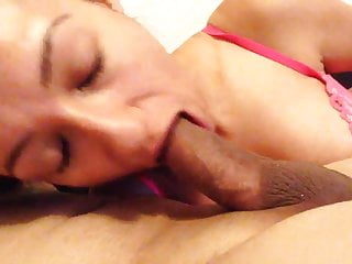 My slutty Girlfriend gives the best Blowjobs
