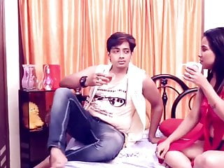 Beautiful bengali couples fucking in hotel room...