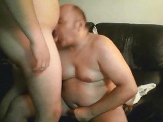 Daddy and cub having fun 1609119