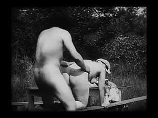 Vintage Erotic Movie 8 - Mousquetaire au Restaurant 1910