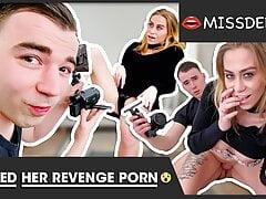My boyfriend cheats on me: THIS IDIOT rails me! MISSDEEP.com