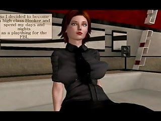 Scully part#1 Whore Dana FBI