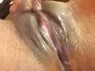 Wet ebony...