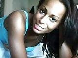 Webcam girl, nice pussy