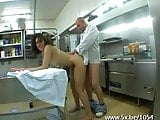 Beautiful Leila fucked by her boss