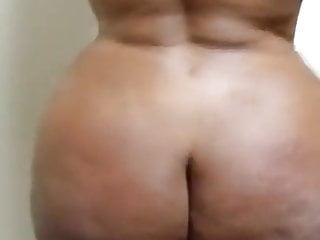 Large juicy black ass...