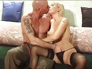 Frank and Annette -  Danish couple