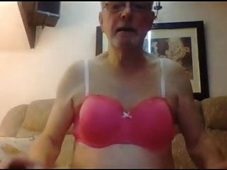 Men wearing bras compilation crossdresser dad...
