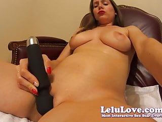 Lelu Love-For Overseas Military Soldiers Masturbation