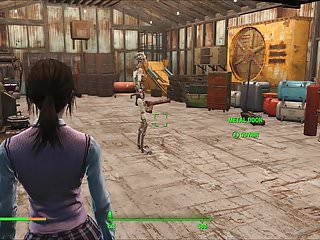 Fallout 4 elie big anal synth...
