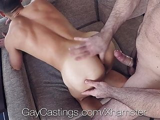 Casting Newcomers GayCastings Fucks Tight Ass
