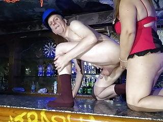 boobs by big his is MILF girlfriend fucked Man